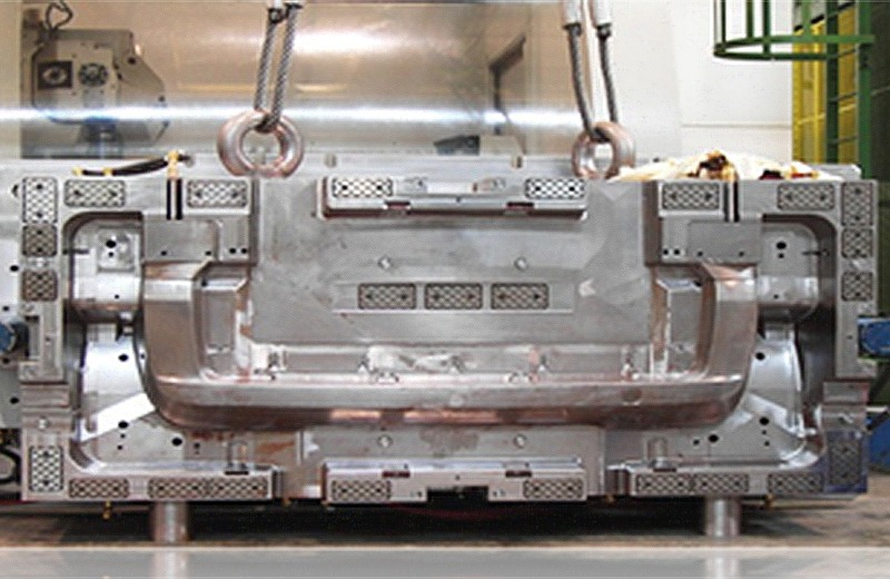 Rear Bumper Mould
