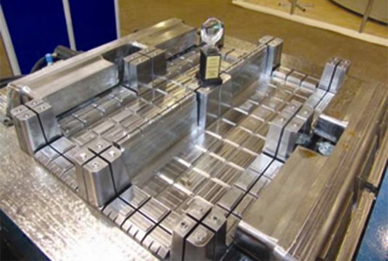 Euro Pallet Injection Mould